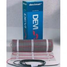 Двужильный нагревательный мат Devi 0.5 м² DTIR-150 0.5x1