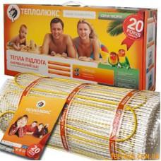 Мат нагревательный Теплолюкс Tropix МНН 800 Вт. (5,0 м²)